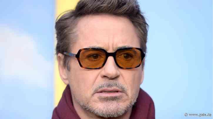 Robert Downey Jr.: Sein Assistent stirbt bei einem Autounfall - Gala.de