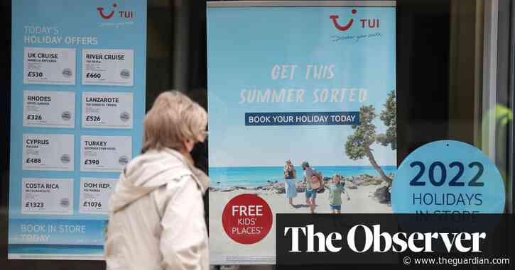 Tui's feeling beach-ready, thanks partly to a big bailout from Berlin