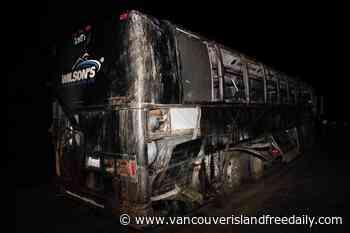 Coroner says lack of seatbelts a factor in fatal Bamfield Road UVic bus crash - vancouverislandfreedaily.com