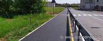 Triuggio, ecco la nuova pista ciclopedonale lungo via Immacolata - Cronaca, Triuggio - Il Cittadino di Monza e Brianza