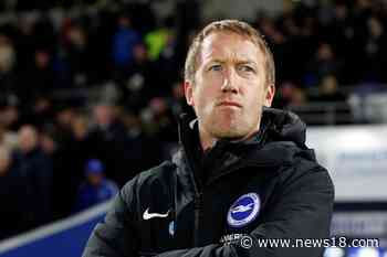 Graham Potter Says Focused on Brighton and Hove Albion Job Amid Links to Spurs - News18