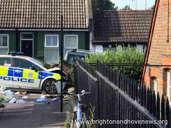 Brighton and Hove News » Brighton PC denies dangerous driving - Brighton and Hove News