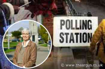 Brighton and Hove: Patcham by-election Green Eliza Wyatt - The Argus