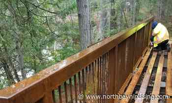 North Bay-Mattawa Conservation Authority's 15 trails official open for passive use - NorthBayNipissing.com