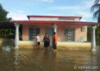 Portuguesa   Fuertes lluvias causan el desbordamiento del río Guanare - El Pitazo