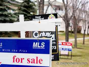 Calgary's real estate market turns red hot, prompting bidding wars, rising prices - Calgary Herald