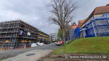 Noch ein Anbau für Lessinggymnasium in Kamenz? - Radio Lausitz