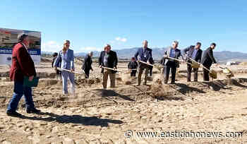 Portneuf Medical Center breaks ground on new 20,000-square-foot facility - East Idaho News