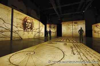 'Immersive art experience' in Tsawwassen to showcase work of Leonardo Da Vinci – Surrey Now-Leader - Surrey Now Leader