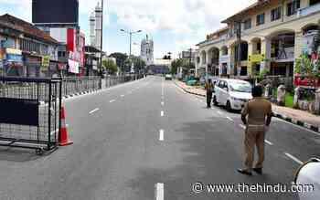 Coronavirus | Capital district locked down - The Hindu