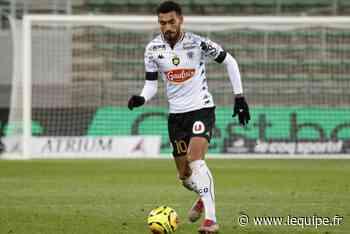 Décimé, Angers retrouve quand même Angelo Fulgini - L'Équipe.fr