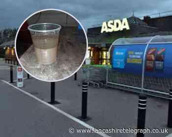 Accrington: Asda customer's 'contaminated' fuel concern