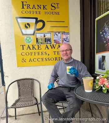 Barnoldswick: Frank St Coffee House launches cannabis range
