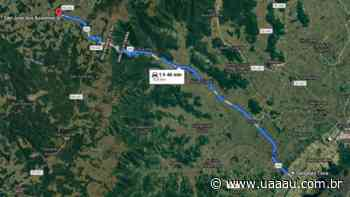 Turvo segue mobilização para federalização da BR 285 - Uaaau