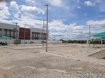 Com emenda de Efraim, campus do IFPB em Itaporanga receberá quadra esportiva e quiosque - PBAGORA - A Paraíba o tempo todo