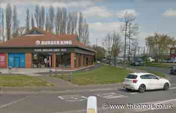Bognor Burger King road rage driver William Young in court