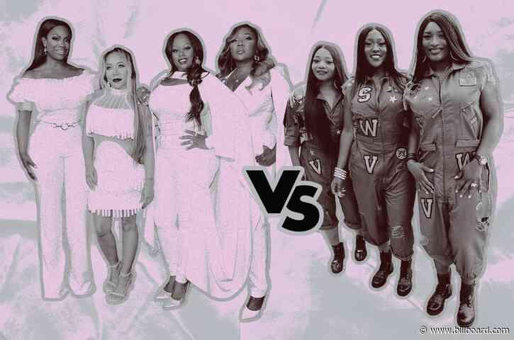 Xscape vs. SWV in Verzuz Battle of '90s R&B Greats: See the Scorecard and Winner