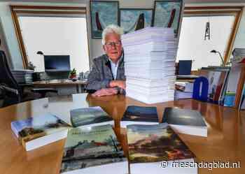 Willem Tjerkstra uit Sneek schrijft dertig boeken vol over zin van leven - Friesch Dagblad