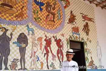 Mural para Izamal - El Diario de Yucatán