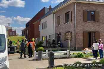 Arbeider van Fluvius zwaargewond na ontploffing aan elektric... (Meise) - Het Nieuwsblad