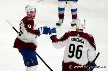Toews, Makar lead Avalanche to 3-2 win over Kings