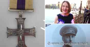 Woman's appeal to be reunited with great uncle's prized war medal