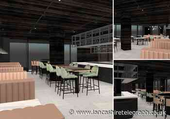 Images released of new Firepit Blackburn restaurant