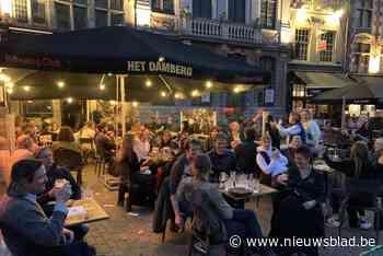 Eerste horeca-avond in maanden voor Gent: niemand wil naar huis, maar (bijna) iedereen gedraagt zich - Het Nieuwsblad