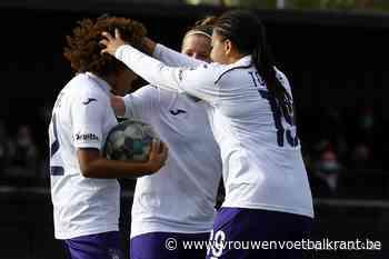 Zege Anderlecht tegen Gent in Super League overschaduwd door zware blessure(s) en problemen met draagberrie - Vrouwenvoetbalkrant