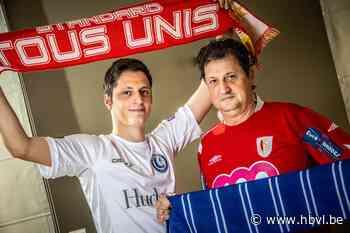 """Broer en papa van Gent-speler Castro-Montes: """"Voor één keer tegen Standard"""" - Het Belang van Limburg"""