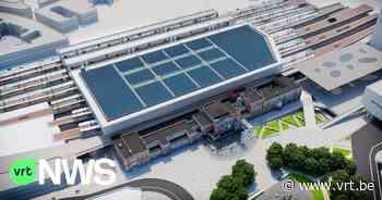 """Renovatie Gent-Sint-Pieters gaat deze zomer tweede fase in: """"Tegen 2027 zou het station klaar moeten zijn"""" - VRT NWS"""