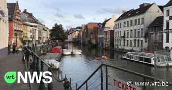 """Toeristenboten in Gent kunnen weer uitvaren: """"Helaas moeilijk om rendabel te zijn met alle regels"""" - VRT NWS"""