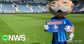 """Ook AA Gent komt met eigen Monopoly-versie: """"Supporters mogen zelf de spelers kiezen"""" - VRT NWS"""