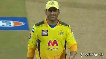 CSK Skipper Dhoni Fined Rs 12 Lakh For Slow Over-Rate - OTV News