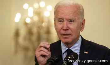 Joe Biden to rely on 'world class' Royal Navy as UK capacity hailed 'better than France'