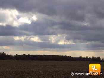 Meteo VERCELLI: oggi cielo coperto, Lunedì 10 pioggia, Martedì 11 temporali - iL Meteo
