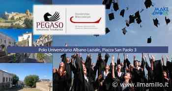 Arriva il Polo Universitario ad Albano Laziale con Pegaso e Mercatorum - ilmamilio.it - L'informazione dei Castelli romani