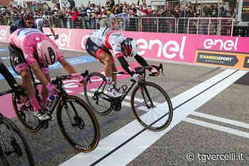 Domenica Vercelli saluterà il Giro d'Italia - TG Vercelli - tgvercelli.it