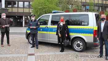 Made in Roding - Neue Dienstausweise für die Polizei - idowa