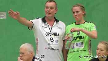 2. Handball-Bundesliga: Olaf Rogge bleibt Trainer des TSV Nord Harrislee | shz.de - shz.de