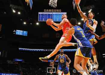 Game Recap: Thunder 97, Warriors 136