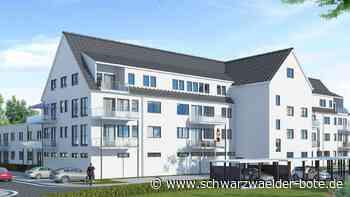 Areal in Engstlatt - Schuhfabrik Maja verwandelt sich in moderne Wohnungen - Schwarzwälder Bote