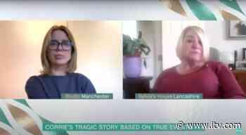 Interview: Sylvia Lancaster and Sally Carman | Coronation Street - ITV News