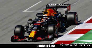 Max Verstappen: Müssen froh sein, so nahe bei Mercedes zu liegen