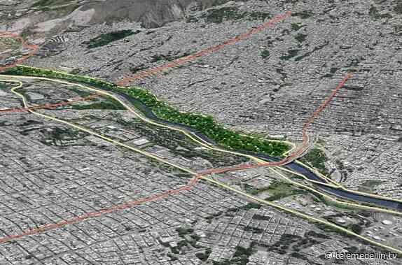 Aeropuerto Olaya Herrera se convertiría en el Central Park de Medellín - Telemedellín