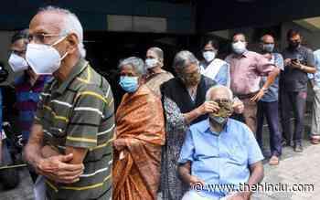 Coronavirus | 41,971 persons test positive in Kerala - The Hindu