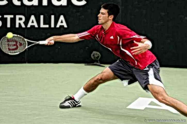 Novak Djokovic realizes: 'If I want to have a chance against Roger Federer..'