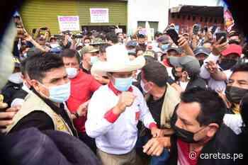 """Pedro Castillo en Pucallpa: """"No vamos a aprovechar la política para huir de la... - Caretas"""