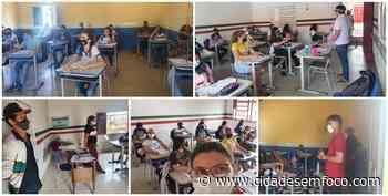 Secretaria Educação de Jacobina do Piauí prepara alunos para a Avaliação do Saepi - Cidades em Foco