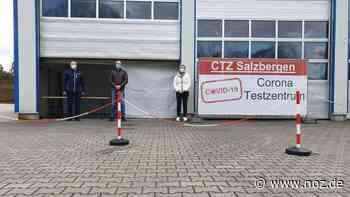 Corona-Testzentrum als Drive-In öffnet am Sonntag in Salzbergen - noz.de - Neue Osnabrücker Zeitung